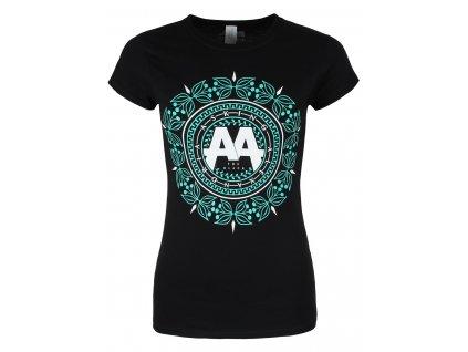 Dámske tričko ASKING ALEXANDRIA (Veľkosť XL)