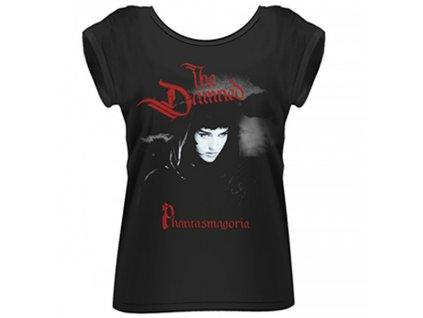 Dámske tričko The Damned PHANTASMAGORIA (Veľkosť S)