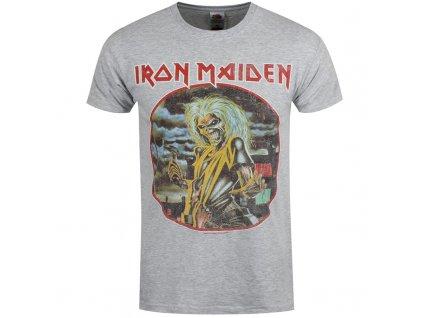 Pánske tričko Iron Maiden KILLERS CIRCLE (Veľkosť XXL)