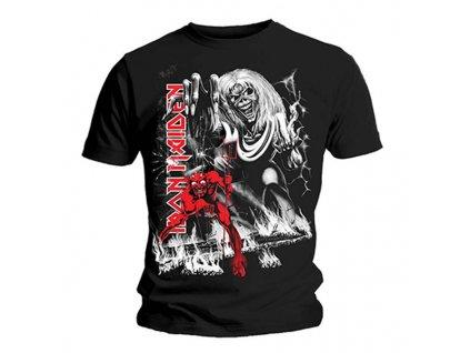 Pánske tričko Iron Maiden NOTB JUMBO