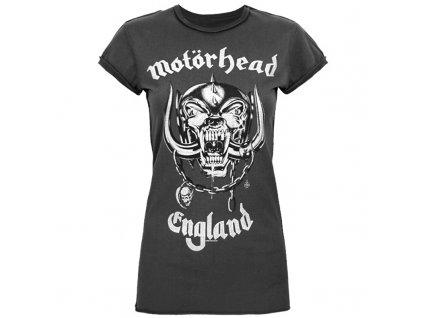 Dámske tričko Motörhead ENGLAND (Veľkosť XL)