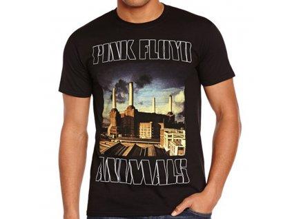 Pánska tričko Pink Floyd Animals (Veľkosť XXL)