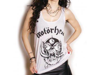 Dámske tielko Motörhead (Veľkosť S)