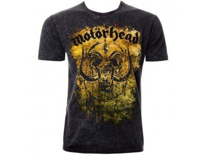 Pánske tričko Motörhead Acid Splatter (Veľkosť XXL)