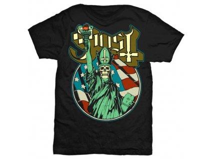 Pánske tričko Ghost STATUE OF LIBERTY (Veľkosť XXL)