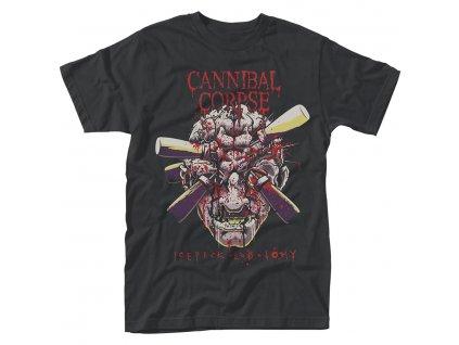 Pánske tričko Cannibal Corpse ICE PICK LOBOTOMY (Veľkosť XXL)