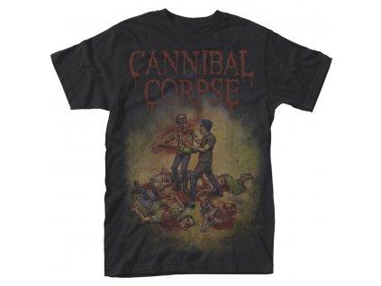 Pánske tričko Cannibal CHAINSAW (Veľkosť XXL)