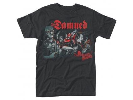 Pánske tričko The Damned REALM OF (Veľkosť XL)