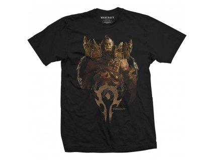 Pánske tričko WARCRAFT BLACKHAND COMPILATION (Veľkosť XXL)