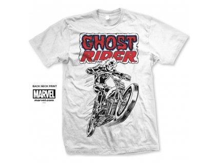 Pánske tričko Marvel GHOST RIDER (Veľkosť XXL)