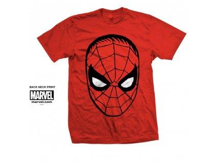 Pánske tričko SPIDERMAN (Veľkosť XXL)