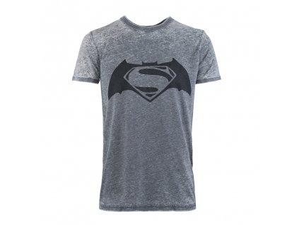 Pánske tričko BATMAN V SUPERMAN SUPERBATMAN (Veľkosť XXL)