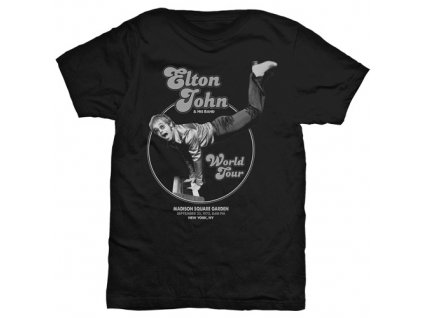 Pánske tričko Elton John (Veľkosť XXL)
