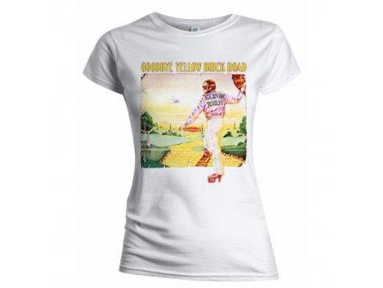 Dámske tričko Elton John GBYBR (Veľkosť XL)
