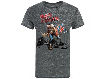 Pánske tričko Global IRON MAIDEN TROOPER (Veľkosť XXL)