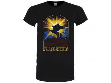 Pánske tričko Foo Fighters WINGED HORSE (Veľkosť XXL)
