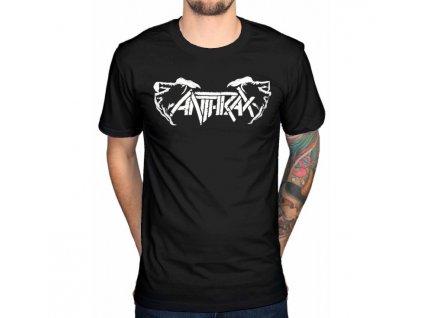 Pánske tričko Anthrax (Veľkosť XXL)