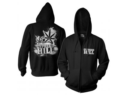 Pánska mikina Cypress Hill - Cracked