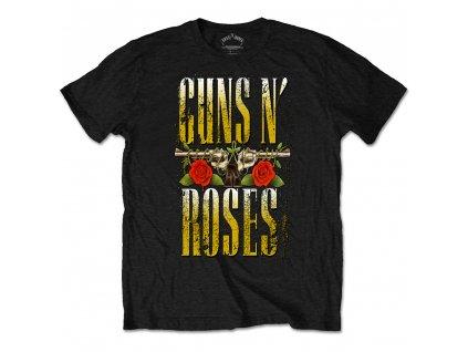 Pánske tričko Guns N' Roses BIG GUNS (Veľkosť XXL)