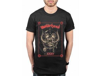 Pánske tričko Motörhead Anniversary (Veľkosť XXL)