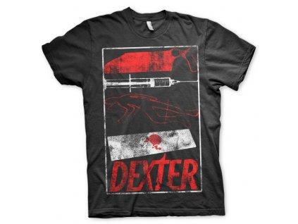Pánske tričko Dexter Signs