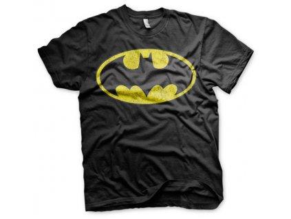 Pánske tričko Batman Distressed Logo