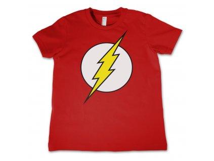 Detské tričko The Flash Emblem
