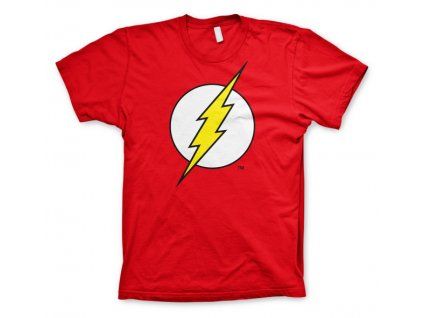 Pánske tričko The Flash Jumping