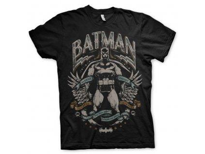 Pánske tričko Dark Knight Crusader