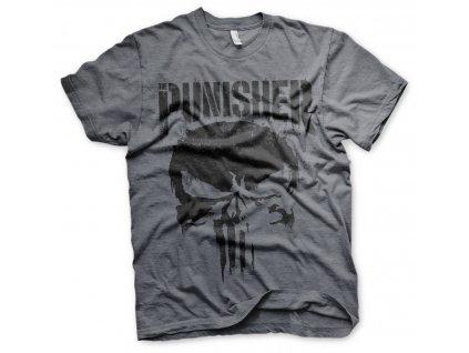 Pánske tričko The Punisher Big Skull