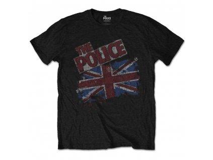 Pánske tričko The Police (Veľkosť XXL)
