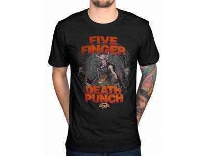 Pánske tričko Five Finger Death Punch Seal Your Fate (Veľkosť XXL)