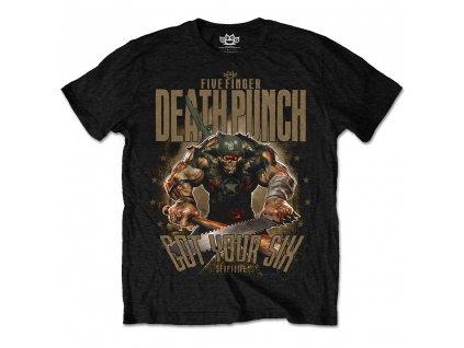 Pánske tričko Five Finger Death Punch Major (Veľkosť XXL)