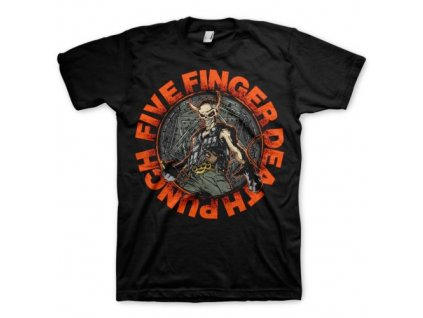 Pánske tričko Five Finger Death Punch Seal of Ameth (Veľkosť XXL)