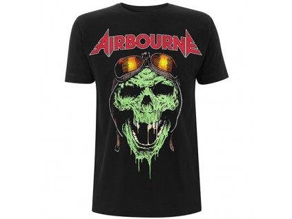 Pánske tričko Airbourne HELL PILOT GLOW