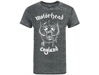 Pánske tričko Global Motörhead ENGLAND (Veľkosť XXL)