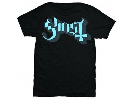 Pánske tričko Ghost (Veľkosť XXL)