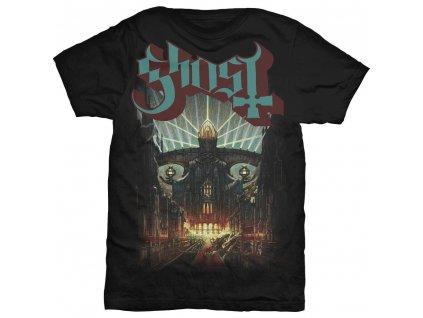 Pánske tričko Ghost Meliora (Veľkosť XXL)