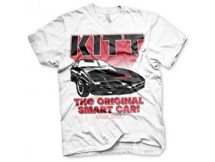 Pánske tričko Knight Rider KITT The Original Smart Car