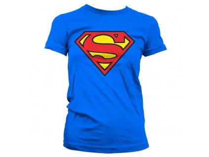 Dámske tričko Superman Shield