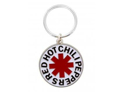 Originálny prívesok na kľúče Red Hot Chili Peppers