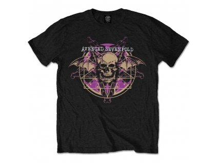 Pánske tričko Avenged Sevenfold RITUAL MEN'S (Veľkosť XXL)