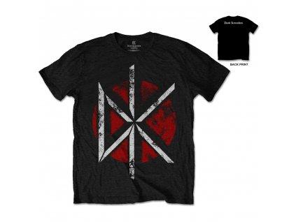 Pánske tričko Dead Kennedys Distressed (Veľkosť XXL)