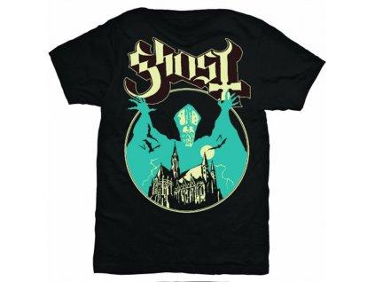 Pánske tričko Ghost Opus (Veľkosť XXL)