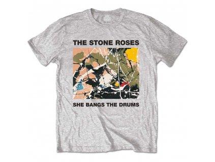 Pánske tričko The Stone Roses SHE BANGS THE DRUMS (Veľkosť XXL)