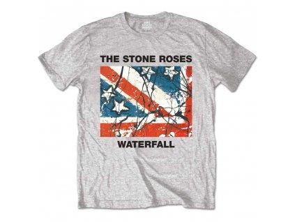 Pánske tričko The Stone Roses WATERFALL (Veľkosť XXL)