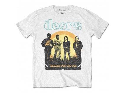 Pánske tričko The Doors WAITING FOR THE SUN (Veľkosť XXL)