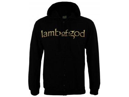 Pánska mikina Lamb of God ANIME (Veľkosť XXL)