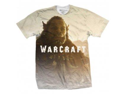 Pánske tričko WARCRAFT Premium Durotan Fade (Veľkosť XXL)