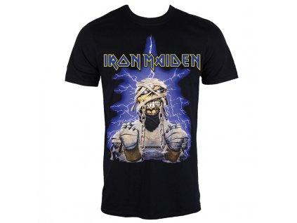 Pánske tričko Iron Maiden Power Slave Mummy (Veľkosť XXL)